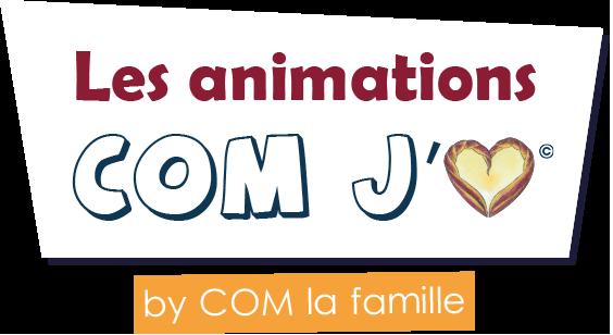 Les animations COM J'aime Retina Logo