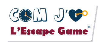 logo COM J'aime L'Escape Game