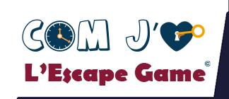 logo COM J'aime L'Escape Game
