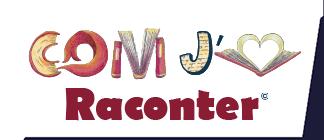 logo COM J'aime Raconter